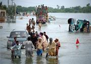 As the global climate changes, we will see <b>many</b> more unnatural disasters su...