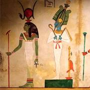 The oppressive ancient Egyptian regime in which Jews lived as slaves was ov...