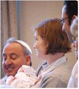 Many Jewish families continue to view their observation of the <b>Torah's</b> circ...