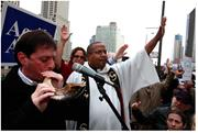 Rev. Booker Vance of St. Stephen's Lutheran Church draws on <b>Luther's</b> most p...