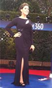 Actor Mayim Bialik blogged about the difficulty of finding this dress for t...