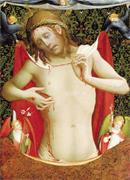 Creative Commons/Meister Francke  How does repeated exposure to gory crucif...