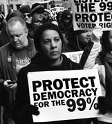 Creative Commons&#x2F;Sunset Parkerpix  To truly protect <b>democracy</b> for the 99 pe...