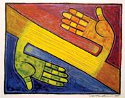 David Friedman ( kosmic-kabbalah.com )  In this painting,  The <b>Power</b> of Ale...