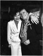 <b>David</b> Shaddock  Denise Levertov attends <b>David</b> Shaddock's wedding to Toby Fu...