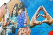 """Creative Commons/Adam Jones, Ph.D.  """"The streets of Pilsen in Chicago . . ...."""
