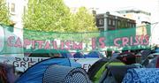 Polis&#x2F;Melissa Garcia Lamarca  The Occupy <b>movement</b> struck a chord globally p...