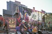 Ann Northrup/The Mural Arts Program of the City of Philadelphia © 2003 (Pho...