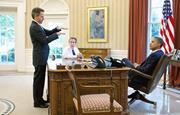 White House&#x2F;Pete Souza  A diverse coalition of identity <b>groups</b> came togethe...