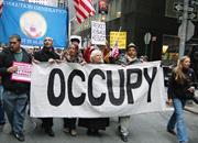 "Joe Lustri  ""Occupy Wall Street was not an example of identity <b>politics</b>,"" Z..."
