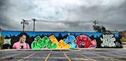 KLEO&#x2F;<b>Jeffrey</b> Thomas ( jayshep.wix.com&#x2F;jshepphoto )  A mural in Chicago's Ro...