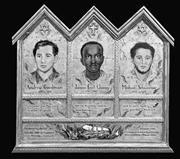 Pamela Chatterton-Purdy ( chatterton-purdyart.com )  Klansmen murdered civi...