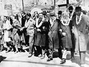 """AP Photo  """"Blacks and Jews fought side by side in the Civil Rights Movement..."""