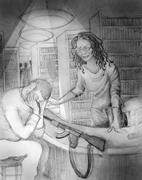 Laura Beckman ( laurabeckman.com )  Violence can proliferate, but love has ...
