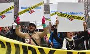 Creative Commons&#x2F;Michael Fleshman  Occupy Wall Street <b>protesters</b> rally outs...