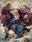 Creative Commons/Diego Rodríguez de Silva y Velázquez  The Holy Spirit take...