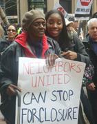 Causa Justa :: Just Cause ( cjjc.org )  Anti-foreclosure <b>activists</b> demonstr...