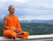 Creative Commons/Tevaprapas Makklay  Buddhism's appearance of detachment ca...