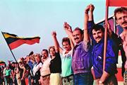 Creative Commons/Kusurija  It was not NATO that freed the Baltic republics ...