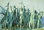 Creative Commons/Allie Caulfield/Zoltan Borbereki  A 1970 statue by Zoltan ...