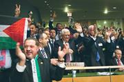 <b>International</b> support will play a major role in determining whether Palesti...