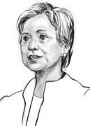 Oona Taper ( http:&#x2F;&#x2F;cargocollective.com&#x2F;oonataper )  Hillary <b>Clinton</b>   Oona...