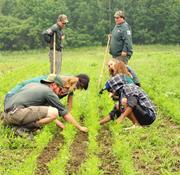 The Vermont Youth Conservation Corps (VYCC) provides employment, leadership...