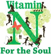 Cover of Vitamin N For the Soul by <b>Richard</b> Louv | Algonquin Books