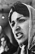 Meena Keshwar, founder of the Revolutionary Association of the <b>Women</b> of Afg...