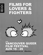 <b>Films</b> for Lovers and Fighters, publicity campaign designed by B&#x27;stro for VQ...