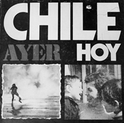 Cover of the <b>book</b>  Chile ayer hoy  ( Chile Yesterday Today ), Editorial Nac...