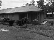 One of the buildings allocated for the <b>National</b> Ebola Museum.  ADIA BENTON ...